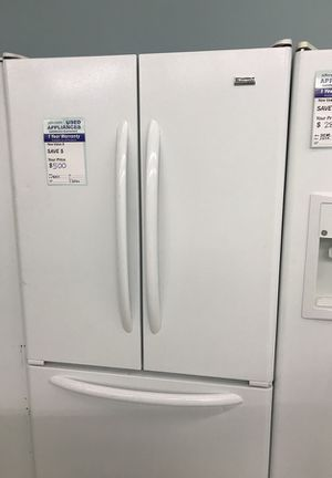 White Kenmore elite frenchdoor refrigerator for Sale in Denver, CO