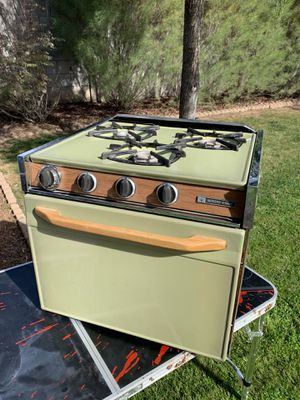 1970's travel trailer stove/oven -propane for Sale in Phoenix, AZ