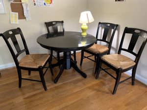 Kitchen Table and 4 Chairs for Sale in Washington, DC