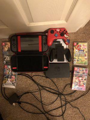 Nintendo switch bundle for Sale in Selma, CA