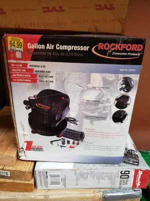 1 gallon air compressor for Sale in Los Angeles, CA