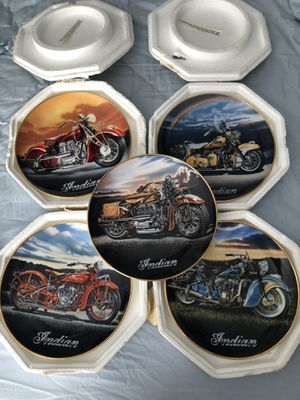 Indian Motorcycle Collector Plates for Sale in Aurora, CO