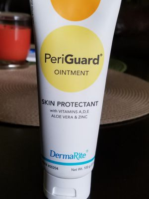 Peri-GUARD OINTMENT HELP PREVENT RASHES FOR INCONTINENCE OR SKIN PROTECTION for Sale in Farwell, MI