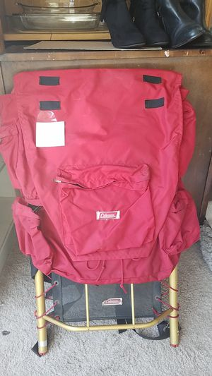 Coleman backpack for Sale in Wildomar, CA