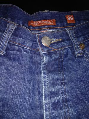 Vintage Eddie Harley jeans size 36x34 for Sale in Lake Charles, LA