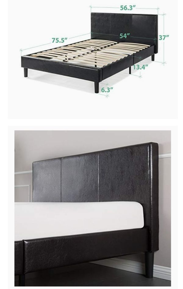 Bed and Mattress Queen size 2017