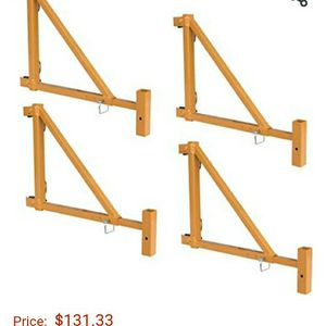Adjustable Outrigger 4 Piece Set GSAOSET for Sale in Waddell, AZ