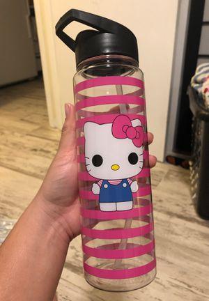 Hello Kitty Water Bottle for Sale in Honolulu, HI
