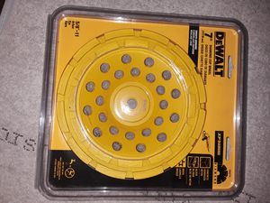 diamond cup wheel for Sale in Fort Worth, TX
