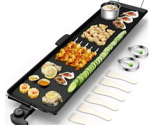 New Electric Teppanyaki Table Top Grill for Sale in San Diego,  CA