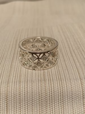 Silver plated ring for Sale in Whittier, CA