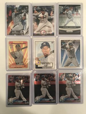 Baseball Card, Miguel Andujar Rookie lot for Sale in Bingham Canyon, UT