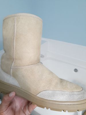 Men uggs boots size12 for Sale in Lawrenceville, GA