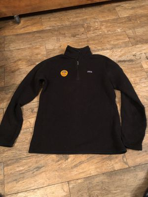 Patagonia Oakland OSVW 2014 women's size large quarter zip sweater for Sale in Stockton, CA