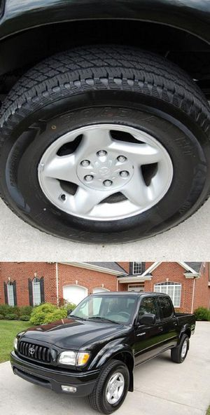 Price$1OOO Tacoma 2004 for Sale in Charlottesville, VA