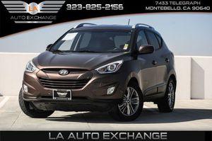 2014 Hyundai Tucson for Sale in Montebello, CA