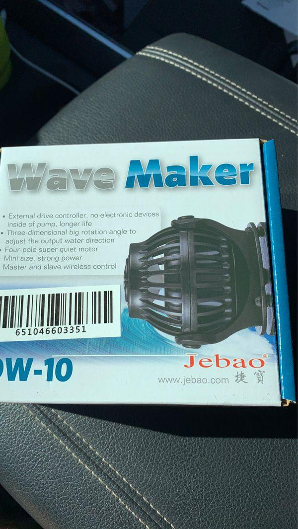Jebao wave maker