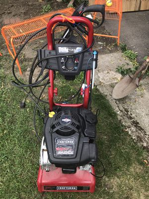 Come on guys. THIS ISNT FREE. Pressure washer needs tune up. Don't waist my time 3000 PSI for Sale in Lowell, MA