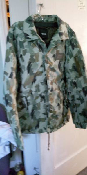 VANS jacket size small for Sale in Ventura, CA