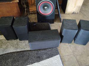 Cerwin Vega surround sound for Sale in Phoenix, AZ