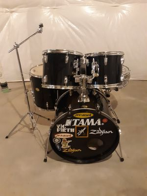 Tama Swingstar 5 Piece Drum Set for Sale in Denver, CO