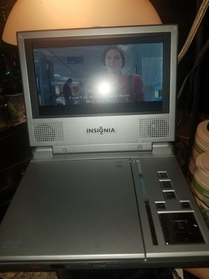 "Like new 7"" portable DVD player for Sale in Bakersfield, CA"