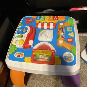 Fisher Price Baby Table for Sale in Gardena, CA