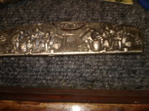 Antic comb with 925 silver case , for Sale in North Little Rock, AR