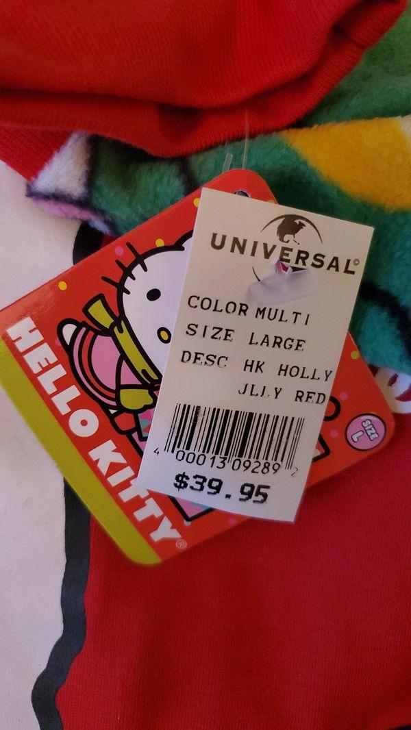 Hello Kitty 2 piece PJ set - Brand New