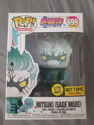 Mitsuki sage mode funko pop for Sale in San Diego, CA