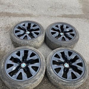 Rims 19 BMW 5 Lugs 120 mm for Sale in Fort Lauderdale, FL