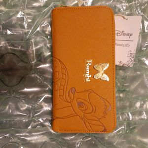 Loungefly BAMBI disney wallet for Sale in Imperial Beach, CA