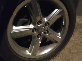 "Mercury Marauder 18"" Wheels With Tires for Sale in Phoenix,  AZ"