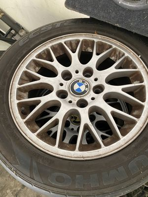 Bmw e36 rims set of 4 for Sale in Los Angeles, CA