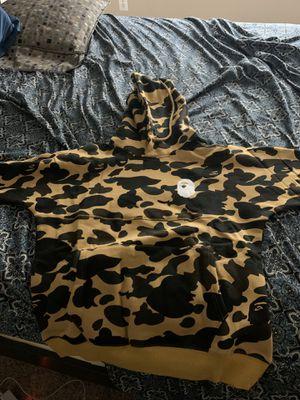 Bape Hoodie Large (Fits like Medium) for Sale in Atlanta, GA