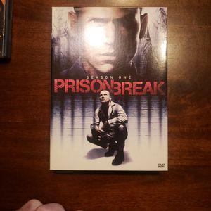 $5 - Season 1 of Prison Break for Sale in Tacoma, WA