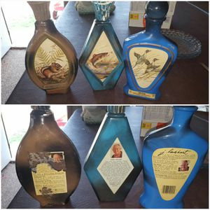 Antique Jim Beam bottles for Sale in Milton, FL