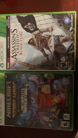 XBox 360 Games for Sale in Cartersville, GA
