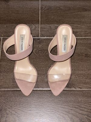 Steve Madden Pointed Toe Nude Mule Size 7 for Sale in Miami, FL