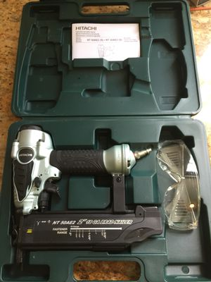 HITACHI NT50AE2 Brad Nailer Nail Gun 2 in for Sale in New Orleans, LA