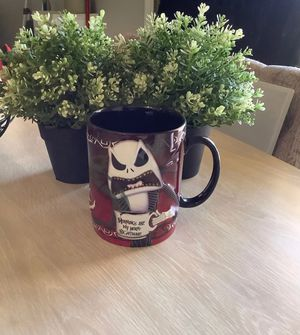 Nightmare Before Christmas coffee Mug for Sale in Henderson, NV