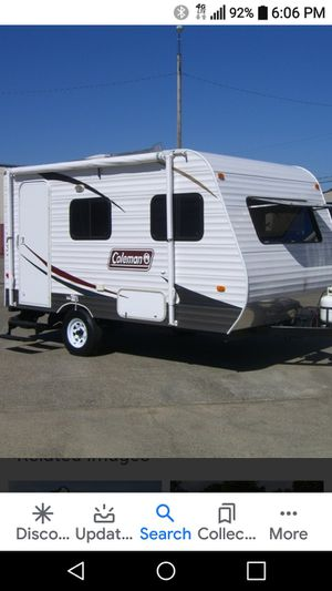 14fd 2012 coleman. Single axle rv camper for Sale in TWN N CNTRY, FL