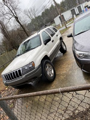 2002 Jeep Cherokee for Sale in Greenville, SC