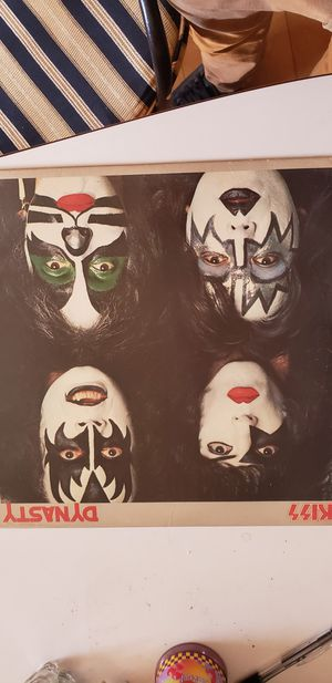 Kiss collection of Vinyl Record for Sale in Greensboro, NC