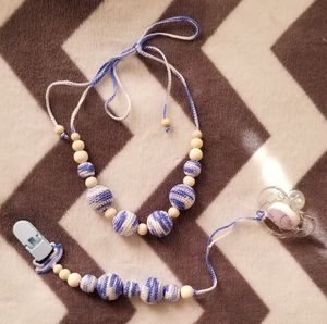 """Sling beads """"Blue"""" for Sale in Brooklyn, NY"""