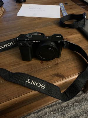 Sony a6000 body only for Sale in Upland, CA