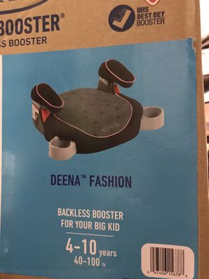 New inbox graco booster seat for Sale in Las Vegas, NV