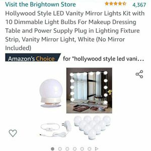 LED Vanity Mirror Lights Kit for Sale in Yonkers, NY