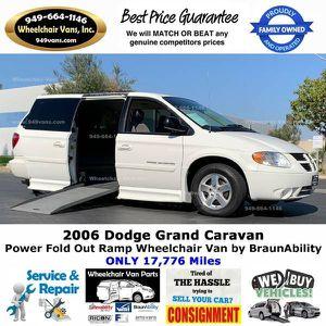 2007 Dodge Grand Caravan for Sale in Laguna Hills, CA