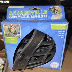 Dog Muzzle Size 5 for Sale in Santa Fe Springs, CA